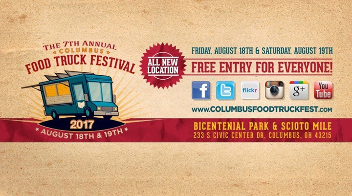 The 2017 Columbus Food Truck Festival