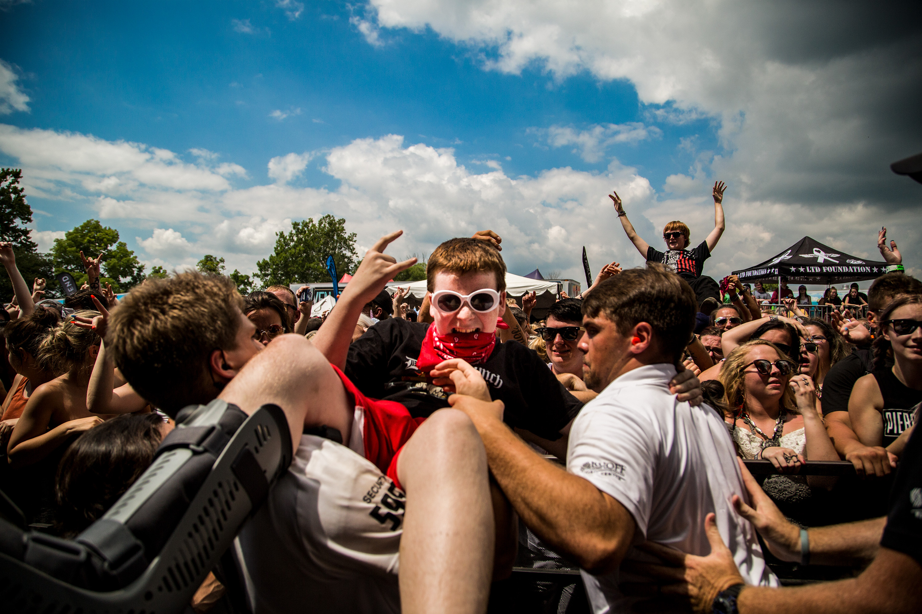 How To Get A Spot On Vans Warped Tour
