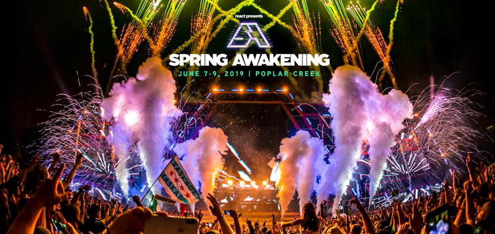 Spring Awakening Music Festival 2019 - DJ Snake, GRiZ, Illenium